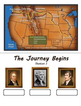 Voyage of Discovery Journal Pages