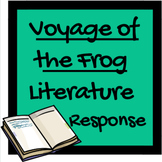 Voyage of the Frog Literature Response