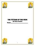 """Voyage of the Frog"" novel unit"