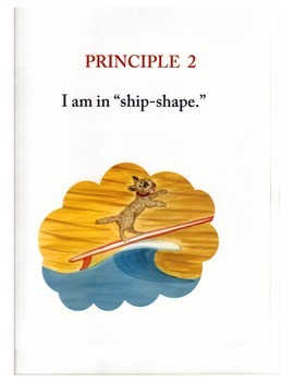 "Voyage to Greatness, Principle 2:  I am in ""ship-shape."""