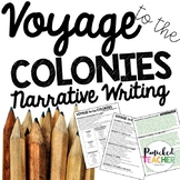 Voyage to the Colonies-Narrative Writing