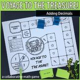 Voyage to the Treasure! Adding Decimals