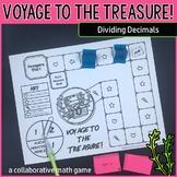 Voyage to the Treasure! Dividing Decimals