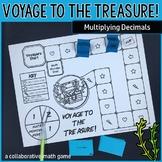 Voyage to the Treasure! Multiplying Decimals