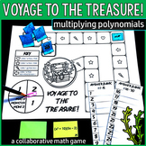 Voyage to the Treasure! Multiplying Polynomials