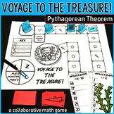 Voyage to the Treasure! Pythagorean Theorem