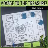 Voyage to the Treasure! Unit Rates