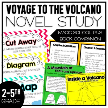 Voyage to the Volcano: A Novel Study