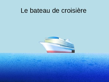 Voyager PowerPoint Voyage French Travel Vocabulary PPT