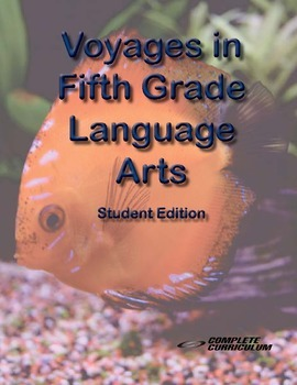 Voyages in Fifth Grade Language Arts - Student Edition