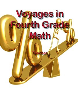 Voyages in Fourth Grade Math - Teacher's Edition