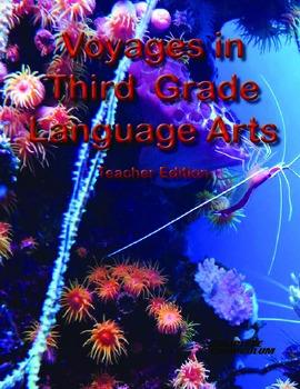 Voyages in Third Grade Language Arts - Teacher's Edition