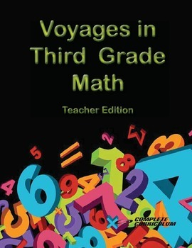 Voyages in Third Grade Math - Teacher's Edition