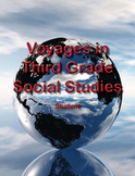 Voyages in Third Grade Social Studies - Student Edition