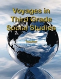 Voyages in Third Grade Social Studies - Teacher's Edition