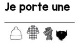 Voyageur Smartboard Activity - JE PORTE