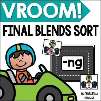 Vroom! Final Blends