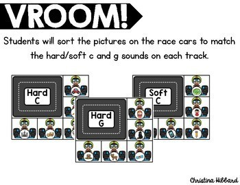 Vroom! Hard and Soft C and G Sort
