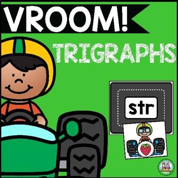 Vroom! Trigraphs Sort