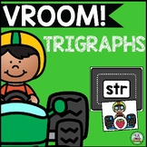 Vroom! Trigraphs Sort