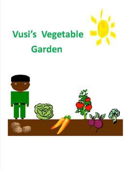 Vusi's Vegetable Garden