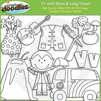V Short and Long Vowel