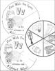 Vv is for Veterans Alphabet Wheel