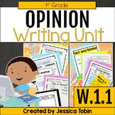 W.1.1- Opinion Writing 1st Grade