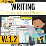 W.1.2- Informative Writing and Explanatory Writing 1st Grade