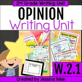 W.2.1- Opinion Writing 2nd Grade