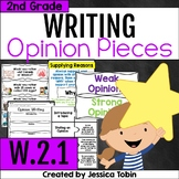 W.2.1- Opinion Writing 2nd Grade