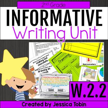 W.2.2- Informative Writing and Explanatory Writing 2nd Grade