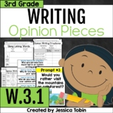 W.3.1- Opinion Writing 3rd Grade
