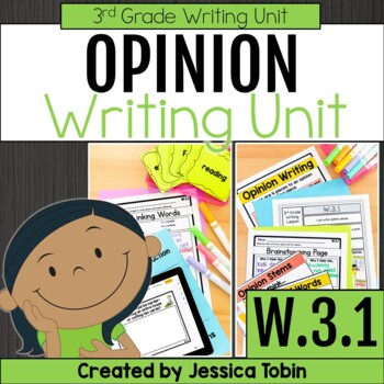 W.3.1- Opinion Writing 3rd Grade