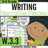 W.3.3- Narrative Writing 3rd Grade