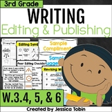 W.3.4, W.3.5, W.3.6 Revising and Editing Practice, Publishing Writing 3rd Grade