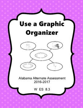W 8.3 Using Graphic Organizers