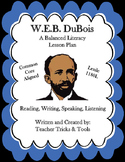 W.E.B. DuBois Balanced Literacy Lesson Plan