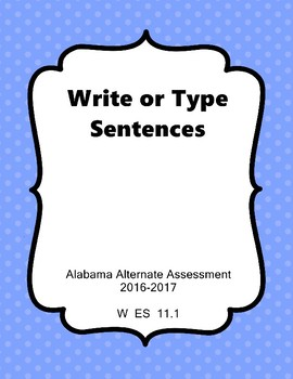 W ES 11.1 Sentences AAA Extended Standard