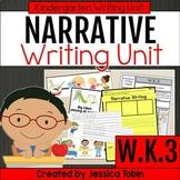 W.K.3- Narrative & Personal Narrative Writing Kindergarten