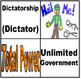 Government Word Wall and Game/Activitiy Ideas (20 words)