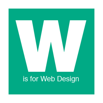CLOSED: W is for Web Design