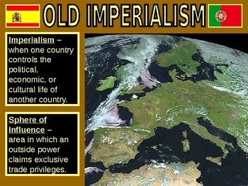 W27.1 - Imperialists Divide Africa - PowerPoint Notes