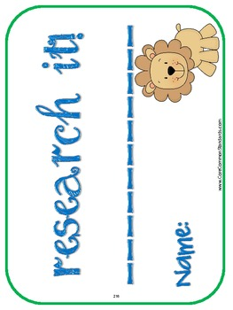 W.2.7 Second Grade Common Core Worksheets, Activity, and Poster