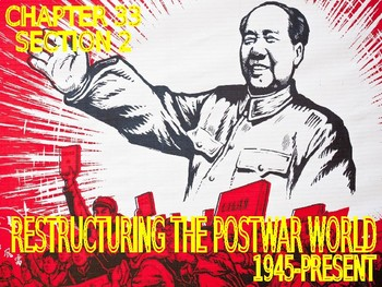 W33.2 - Communists Triumph in China - PowerPoint Notes