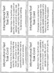 W.5.9 Fifth Grade Common Core Worksheets, Activity, and Poster