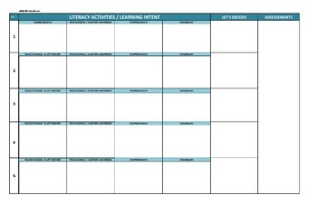 WA Kindergarten Curriculum Guidelines English
