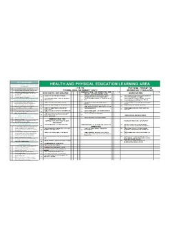WA Kindy Guidelines Term Planner