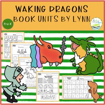 WAKING DRAGONS   BOOK UNIT