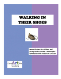 WALKING IN THEIR SHOES A meaningful connection with Holocaust survivors